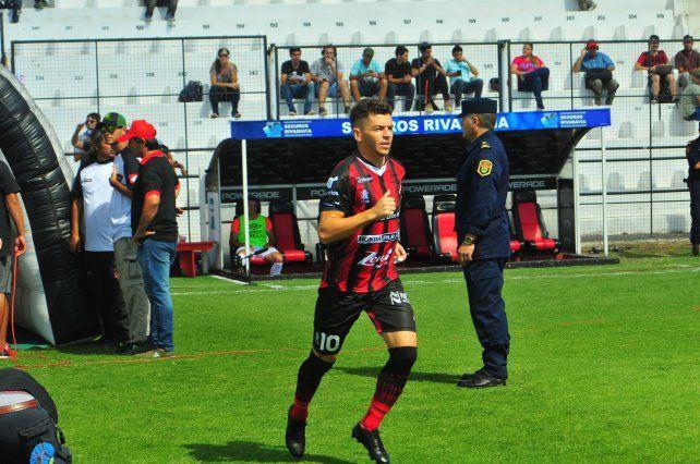 Garrido dejó Patronato y jugará la B Nacional