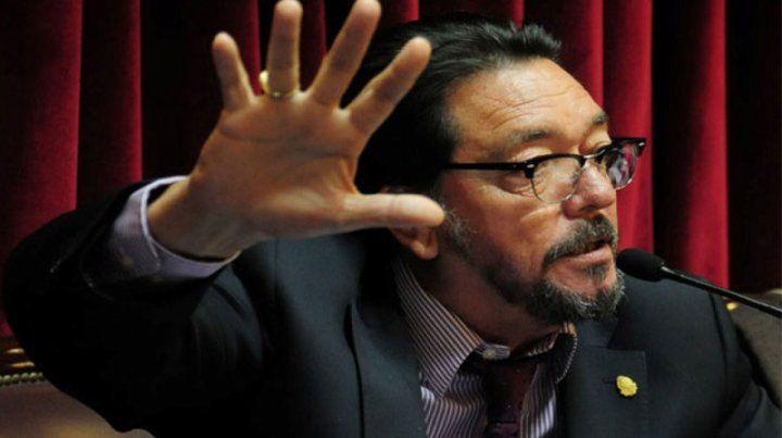 Fraude en el Senado. El exvicegobernador admitió la relación de los tres detenidos.