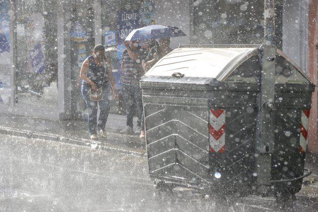 Nuevo alerta por tormentas fuertes para la provincia de Entre Ríos