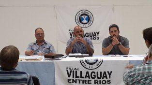 El Consejo Delegado de FAA Entre Ríos se reunió en Villaguay con una numerosa representación de filiales de toda la provincia.