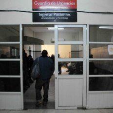 El jóven baleado fue derivado al Hospital San Martín de Paraná.