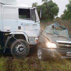 Confirmaron las identidades de las víctimas fatales del accidente en ruta 12