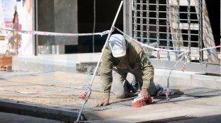 Changas. Una gran cantidad de personas sobrevive con trabajos esporádicos y de baja calificación.