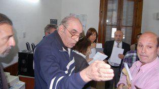 Moscardón. Julio César Rodríguez