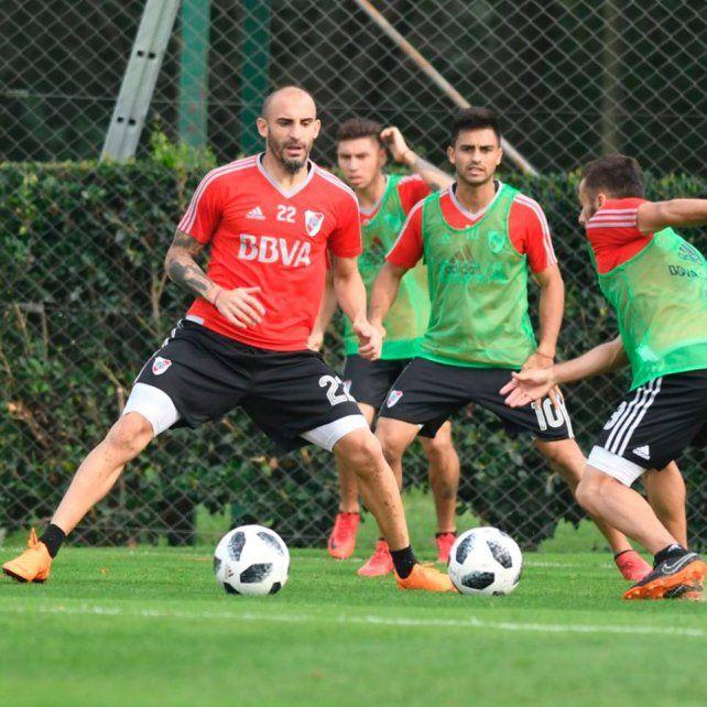 Confirmado. Gallardo dispondrá de la formación que ganó la Supercopa Argentina ante Boca Juniors el 14 de marzo .