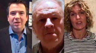 Maru Botana, Recondo y César Banana Pueyrredón: los famosos en contra del aborto