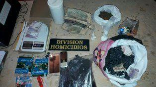 Dos mujeres detenidas por manejar un kiosco de venta de drogas