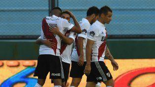 Tranquilos. El equipo Millonario viene de una buena racha por el torneo local y ahora va por la Copa.