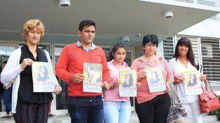 Reclamo. Los familiares de Gisela López siguen pidiendo que si alguien sabe algo, que colabore con la Justicia.