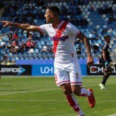 Mauro Quiroga, un goleador suelto en Chile