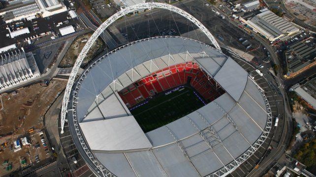 Ofrecieron 920 millones de euros por Wembley