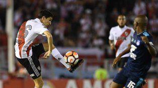 River Plate ganó en el Monumental y es líder del grupo