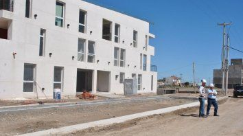 Entre el año 2017 y los datos parciales a abril, Entre Ríos logró 74 altas en materia de altas para Construcción de Viviendas.