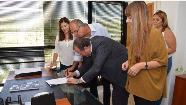 Asumió el nuevo director del hospital San Martín