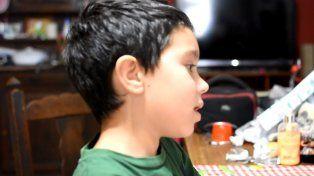 El nene paranaense que cautivó a Marcelo Tinelli