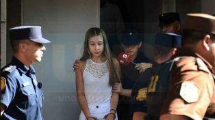 Nahir Galarza seguirá detenida por 60 días más