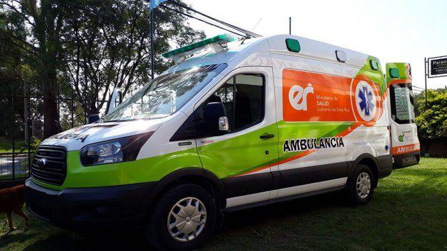 Comienzan a llegar las nuevas ambulancias compradas por el Gobierno