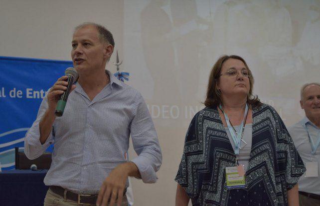 Andrés Sabella se convirtió en el nuevo rector de la UNER