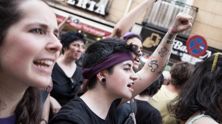 Elevan condena a La Manada al calificar el hecho de violación