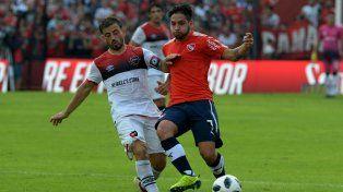 El Rojo se metió en zona de clasificación a la Copa Libertadores al vencer a Newells