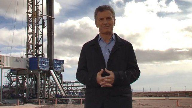 Cuidemos el consumo de energía, el mensaje de Mauricio Macri