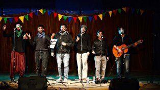 Locales. La De Bolsillo fusiona la cultura musical rioplatense con la música de raíz litoraleña.