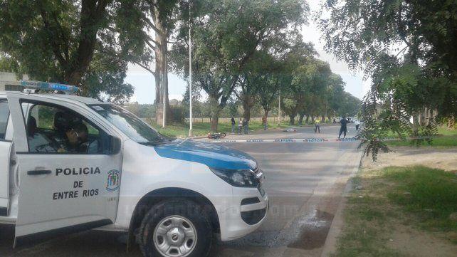 Dictaron prisión domiciliaria para los dos detenidos por la muerte del motociclista