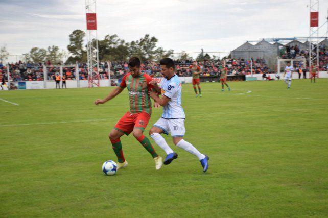 Juventud Unida se despidió de la B Nacional tras ser derrotado por Agropecuario