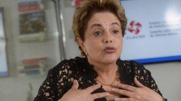 La ex presidenta de Brasil, Dilma Rousseff, estará en la conmemoración de la CGT por el Día del Trabajador.