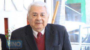 La recordación. Martínez fue funcionario de la gestión municipal desarrollista en Paraná.