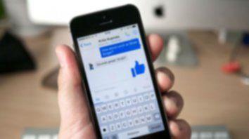 una mujer denuncio a su marido por chatear con menores en facebook