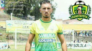 Juan Manuel Lazaneo, del ascenso a la élite del fútbol en Guatemala
