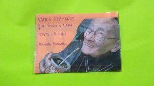 Su comunidad le dio el último adiós a la hermana Mariana