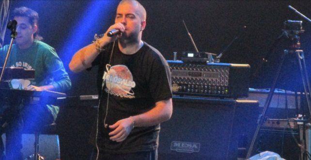 Tras su liberación, la banda Pato Fontanet anunció cinco shows