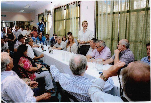 El sector peronista de Cambiemos se reúne el sábado en Villaguay