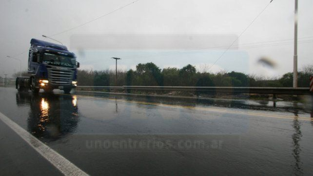 La zona norte de Entre Ríos es la más afectada por las lluvias