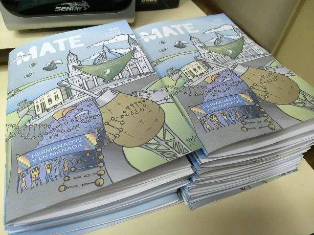 La revista Mate lanza su cuarta edición y lo celebra con un festival