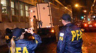 Se trasladaron desde los tribunales hasta Buenos Aires 2.300 armas que serán destruidas
