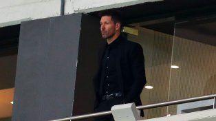 El Cholo se pierde la final de la Europa League