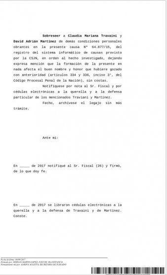 Le salió al revés: las pruebas del juicio que perdió el Pocho Lavezzi contra Mariana Diarco