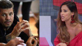 Tinelli furioso, cruzó con Lourdes Sánchez por el Bailando: Desubicado tu comentario