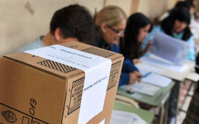 La mayor expectativa electoral está centrada en el municipio de Paraná