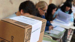 El arrastre electoral