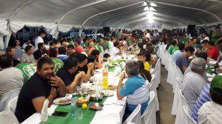 La Asamblea de Camioneros convertida en un evento institucional y social