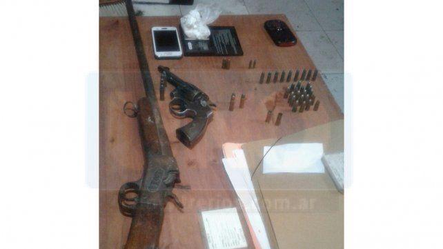 Hallaron más de un kilo de cocaína y detuvieron a nueve personas en un operativo antinarco