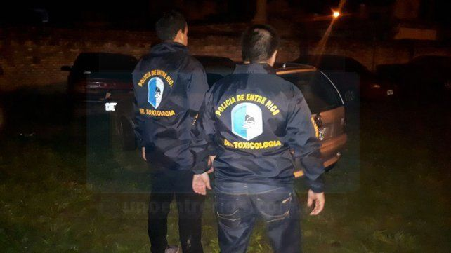 La carga de cocaína del Tavi Celis, era la misma que se secuestró en Nogoyá