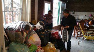 Ayudemos a Feliciano: se reciben donaciones para llevar al norte entrerriano