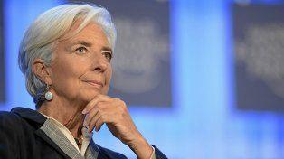 Lagarde: Espero con interés continuar nuestra colaboración con Argentina