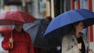 Rige un alerta para Entre Ríos por tormentas fuertes