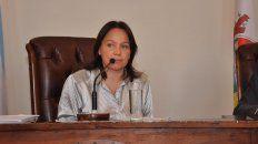 allanamientos en la municipalidad: la aclaracion de la vice intendenta